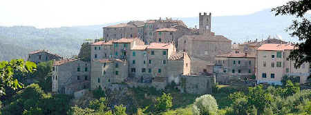 Vacation apartments in Torniella, convenient to Sienna and the Maremma